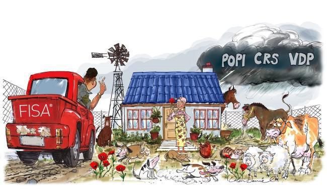 POPI cartoon